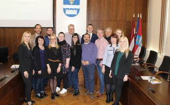 "Daugavpils hosted guests within international project ""WIR"""