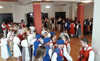 Daugavpilī norisinās starptautiskais festivāls «Poļu folklora Latgalē»