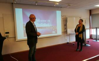 "ERASMUS+ PROJECT'S ""RECRUIT POTENTIAL"" LAST MEETING IN SWEDEN"
