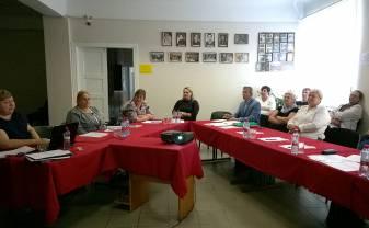 """Daugavpils pašvaldība parakstīja nodomu protokolu par sadarbību ar biedrību """"Latvijas Nedzirdīgo savienība"""""""