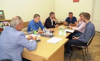 Volejbola federācija  ieinteresēta volejbola attīstībā Daugavpilī