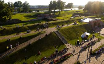 There is a growing interest in Daugavpils as a tourist  destination