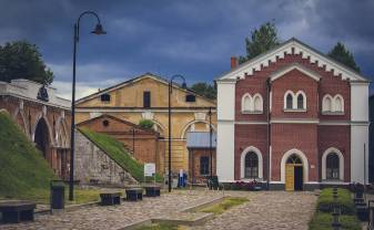 Opening hours of Daugavpils Fortress Culture & Information Centre from October 1
