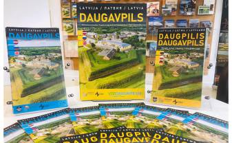 "Daugavpils tourism offer will be promoted at the international tourism matchmaking ""ITB Berlin NOW"""