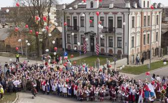 Daugavpils will host a celebration of the 230th anniversary of the first European constitution