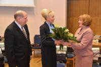 Daugavpils Central Secondary School is celebrating its 50th anniversary
