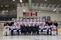 On March 12 the student team from USA will meet Daugavpils hockey players