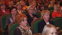 Events dedicated to the International Teacher's Day in Daugavpils