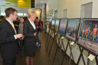 "Travelling exhibition ""You are. You can."" devoted to Paralympic Games in London has begun in Daugavpils."
